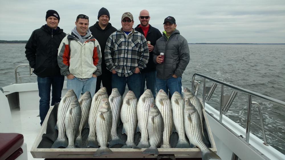 Chesapeake Bay Charter Fishing